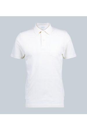 Sunspel Poloshirt Riviera aus Baumwolle