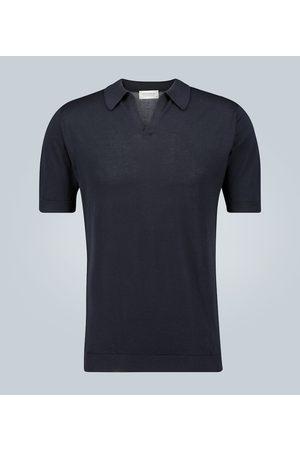 JOHN SMEDLEY Poloshirt Noah aus Baumwolle