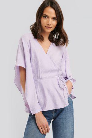 Trendyol Bluse - Purple