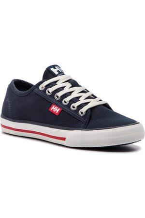 Helly Hansen Damen Halbschuhe - Fjord Canvas Shoe V2 114-66.597 Navy/Red/Off White