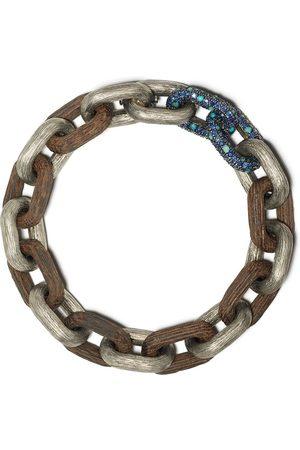 SELIM MOUZANNAR Armband mit Saphiren