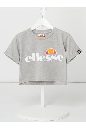Ellesse Jungen T-Shirts, Polos & Longsleeves - Boxy Fit T-Shirt mit Logo-Print Modell 'Nicky