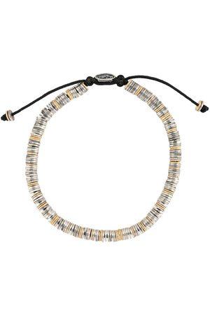 M. COHEN Herren Armbänder - Armband mit runden Plättchen