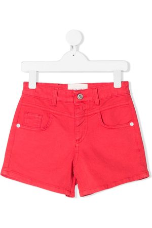 Alberta Ferretti I Love You' Jeans-Shorts