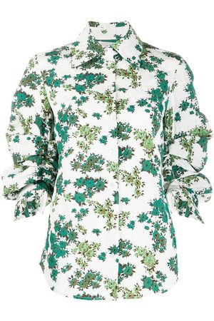 Victoria Victoria Beckham Hemd mit Print