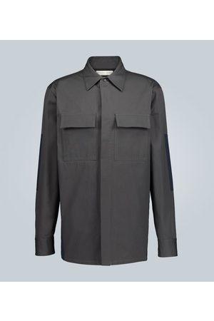 Bottega Veneta Hemdjacke aus Baumwolltwill