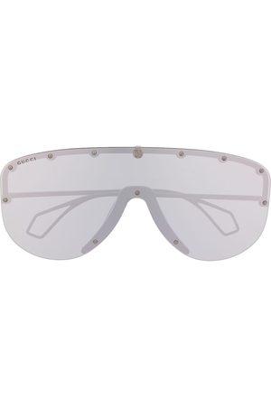 Gucci Sonnenbrille im Oversized-Design