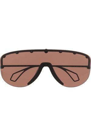 Gucci Sonnenbrille in Maskenform