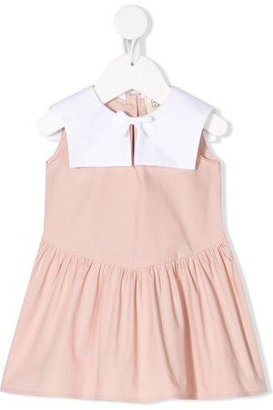 DOUUOD KIDS Kleid in Colour-Block-Optik