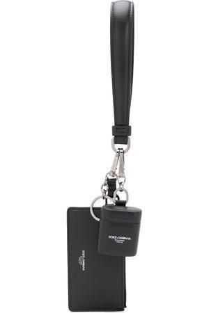 Dolce & Gabbana Kartenetui mit AirPods-Hülle