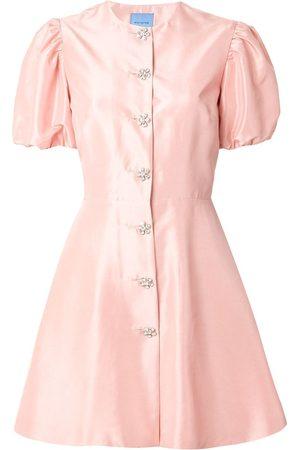 Macgraw Kleid mit verzierten Knöpfen