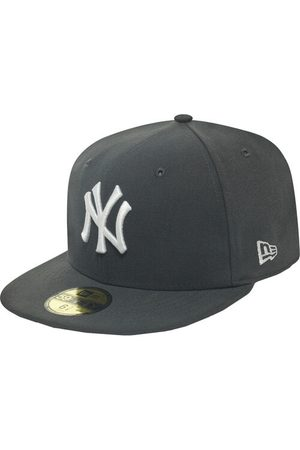 New Era Kappe 59fifty NY Yankees, dunkelgrau, 59,6 cm, 59.6cm