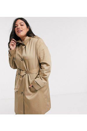 ASOS ASOS DESIGN Curve – Trenchcoat in