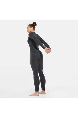 TheNorthFace Damen Leggings & Treggings - The North Face Damen Active Leggings Asphalt Grey/tnf Black Größe M/L Women