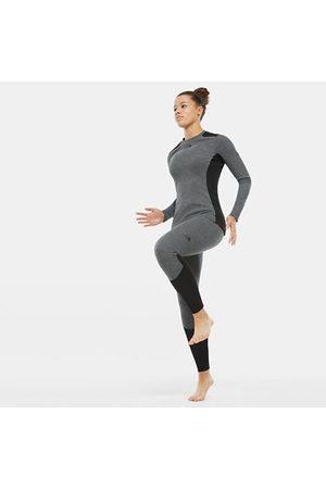 TheNorthFace The North Face Damen Easy Leggings Tnf Medium Grey Heather/tnf Black Größe L Women