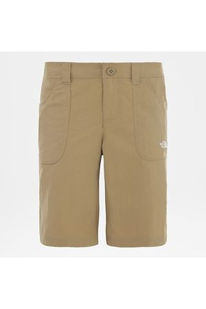 TheNorthFace The North Face Horizon Sunnyside Shorts Für Damen Kelp Tan Größe 40 Standard Women