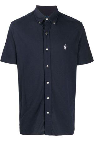 Polo Ralph Lauren Poloshirt mit Knopfleiste