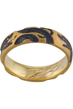 Castro Smith Gravierter 'Serpents' Ring