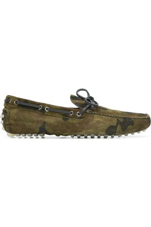 CAR SHOE Loafer mit Camouflagemuster