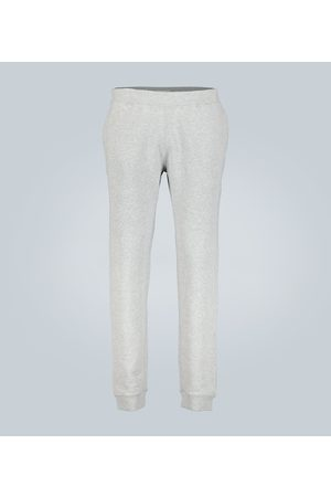 Sunspel Trackpants aus Loopback-Baumwolle