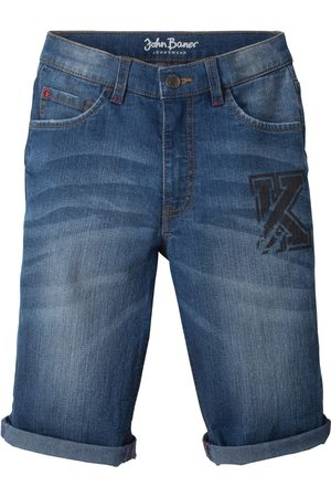 Bonprix Jungen Stretch-Bermuda, Slim Fit