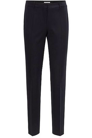 HUGO BOSS Slim-Fit Hose in Cropped-Länge