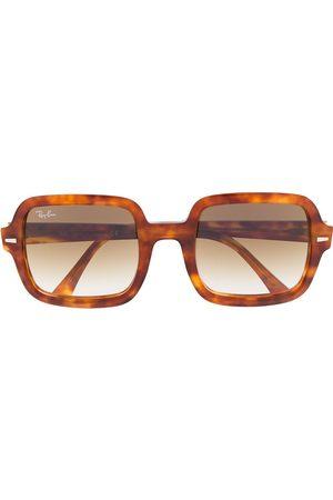 Ray-Ban Damen Sonnenbrillen - Oversized-Sonnenbrille in Schildpattoptik