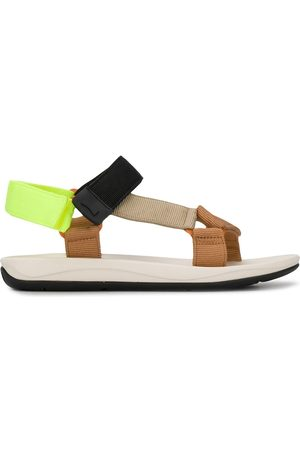 Camper Sandalen in Colour-Block-Optik