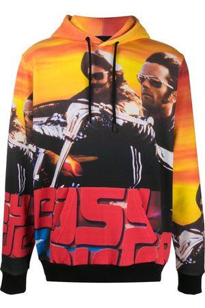 "MARCELO BURLON Kapuzenpullover mit ""Easy Rider""-Print"