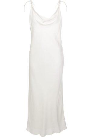 Kiki de Montparnasse Damen Freizeitkleider - Camisole-Kleid aus Seide