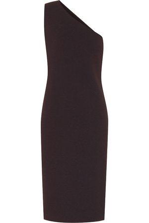 Bottega Veneta One-Shoulder-Kleid