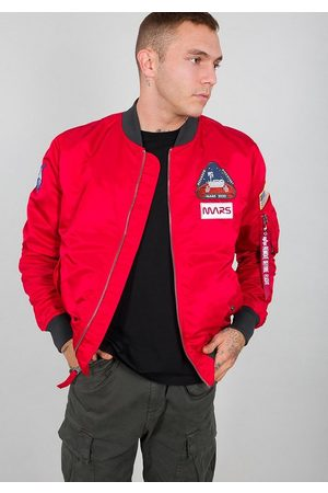 Alpha Industries Bomberjacke »MA-1 LW Mission To Mars«