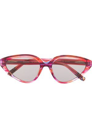 Missoni Sonnenbrillen - Sonnenbrille mit abstraktem Print
