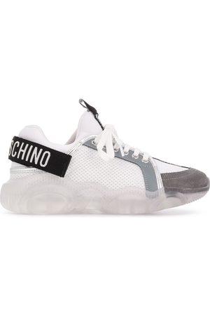 Moschino Sneakers mit Netzeinsätzen