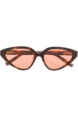 Missoni Sonnenbrille in Schildpattoptik