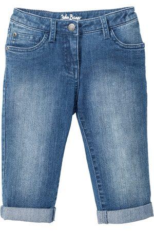 Bonprix Capri Jeans mit Krempelsaum