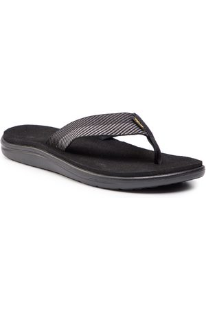 Teva Herren Flip Flops - Voya Flip 1019050 Vori Black Gray