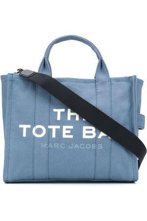 Marc Jacobs Shopper mit Logo-Print