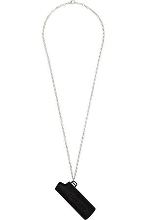 AMBUSH Herren Halsketten - Halskette mit Feuerzeug-Anhänger