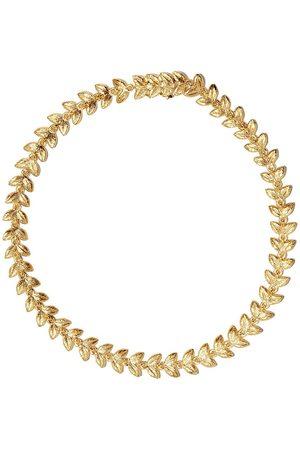 ANNOUSHKA 18kt Gelbgoldarmband mit Diamanten