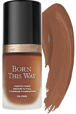 Too Faced Born This Way Shade Extension Foundation, Spiced Rum, Rum