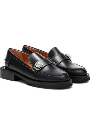 Ganni Damen Halbschuhe - Loafers Jewel aus Leder