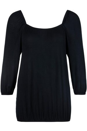 Lascana T-Shirt mit karreeförmigem Ausschnitt
