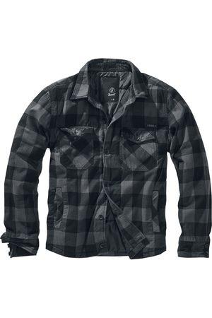 Brandit Lumberjacket Übergangsjacke /anthrazit