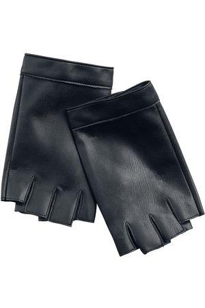 Rock Rebel Damen Handschuhe - Hands Up Kurzfingerhandschuhe