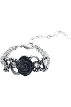 Alchemy Gothic Bacchanal Rose Armkette silberfarben