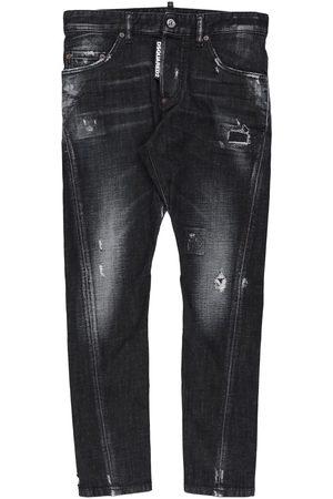 Dsquared2 Jungen Cropped - DENIM - Jeanshosen