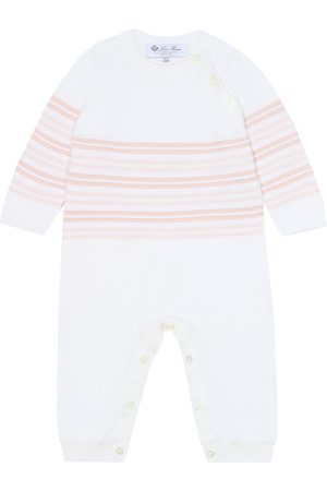 Loro Piana Baby Bodys - Baby Strampler aus Baumwolle