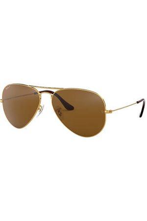Ray-Ban Sonnenbrillen - Sonnenbrille rb3025 Aviator gold