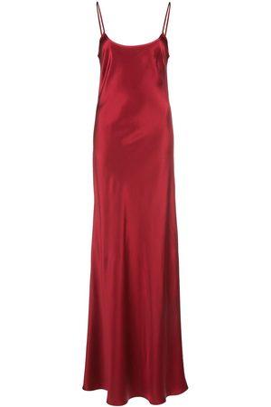 Voz Camisole-Kleid mit schräger Schnittführung